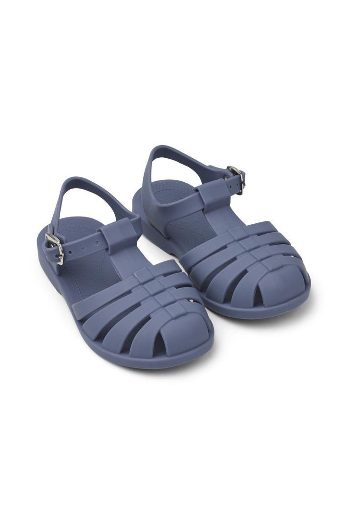 Liewood Bre Sandals Blue wave_1