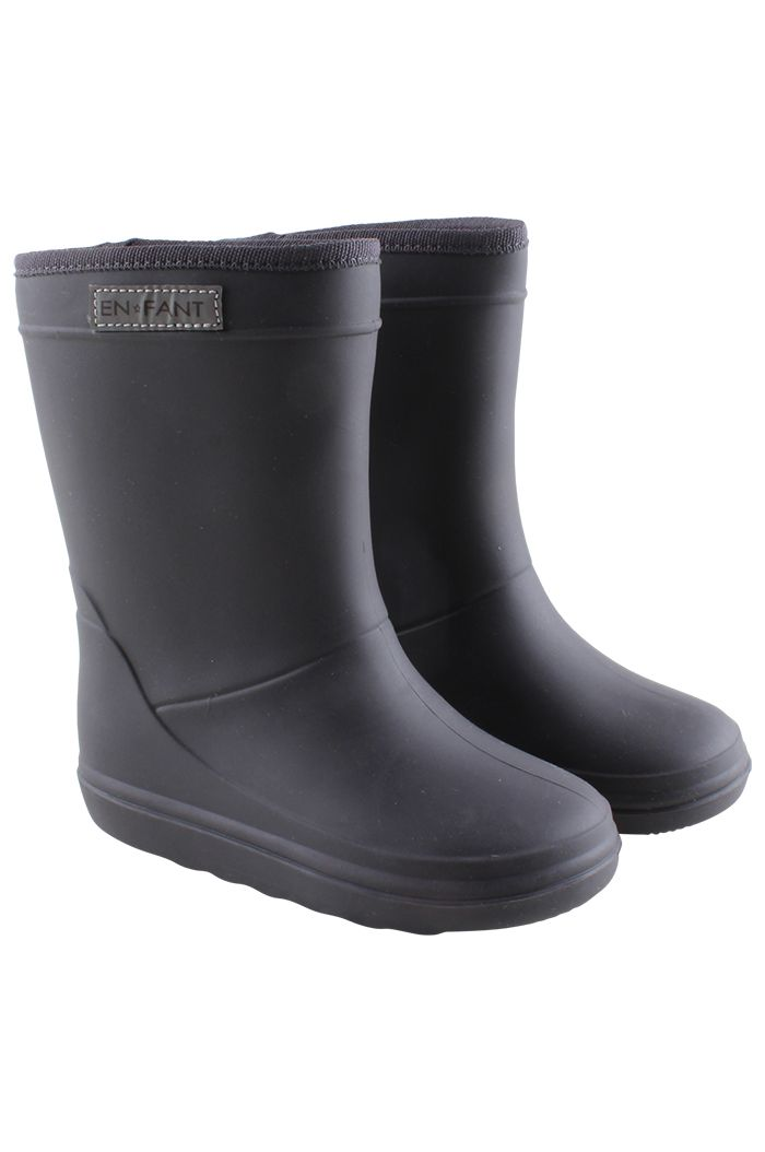 En Fant Thermo Boots Grey