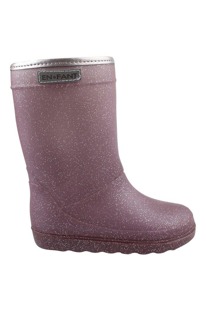 En Fant Thermo Boots Purple