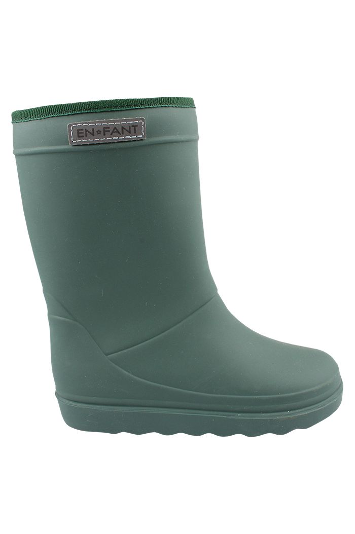 En Fant Thermo Boots Green