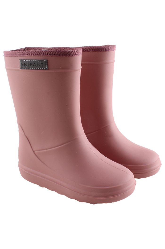 En Fant Thermo Boots Old rose_1