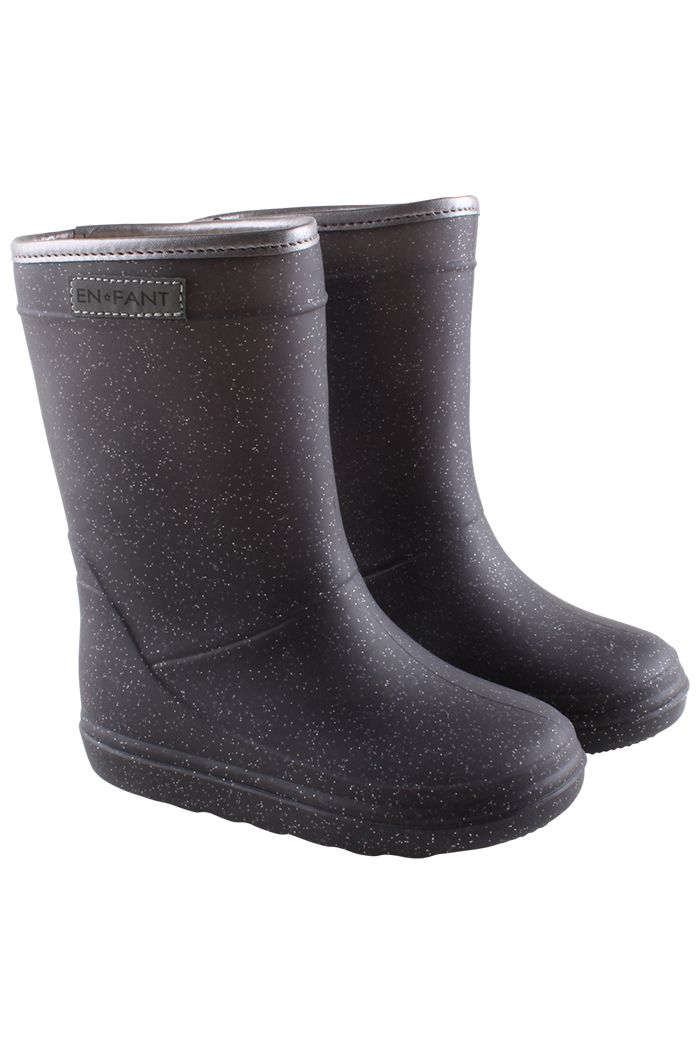 En Fant Thermo Boots Metallic grey