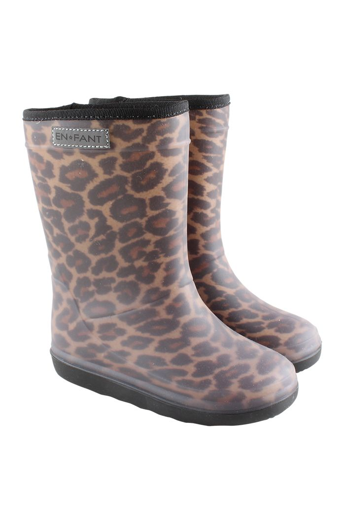 En Fant Thermo Boots Adult Leo brown