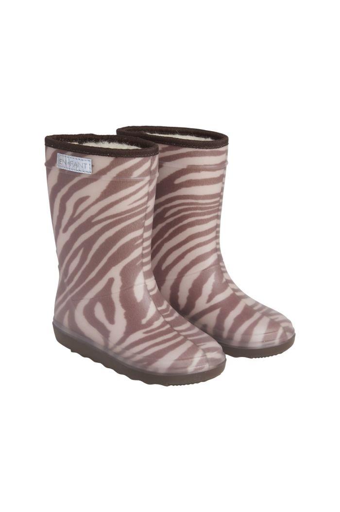 En Fant Thermo Boots Print 1205 Zebra_1