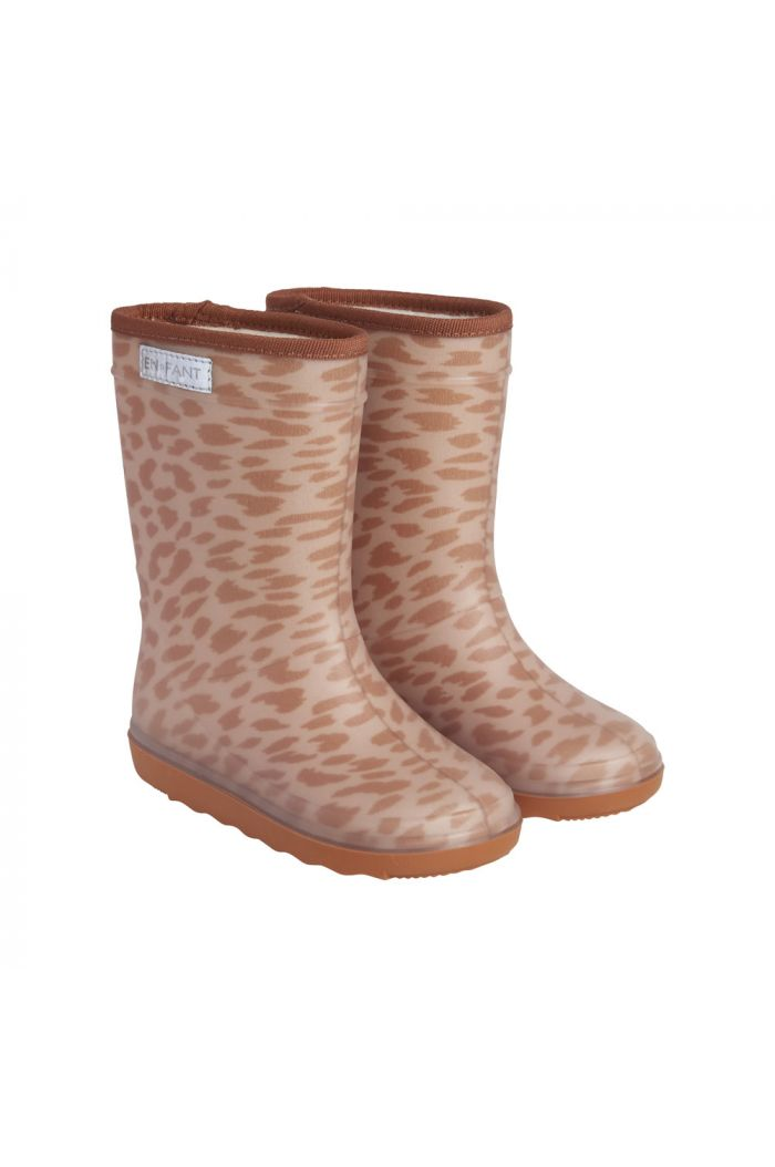 En Fant Thermo Boots Print 2254 Leather Brown_1