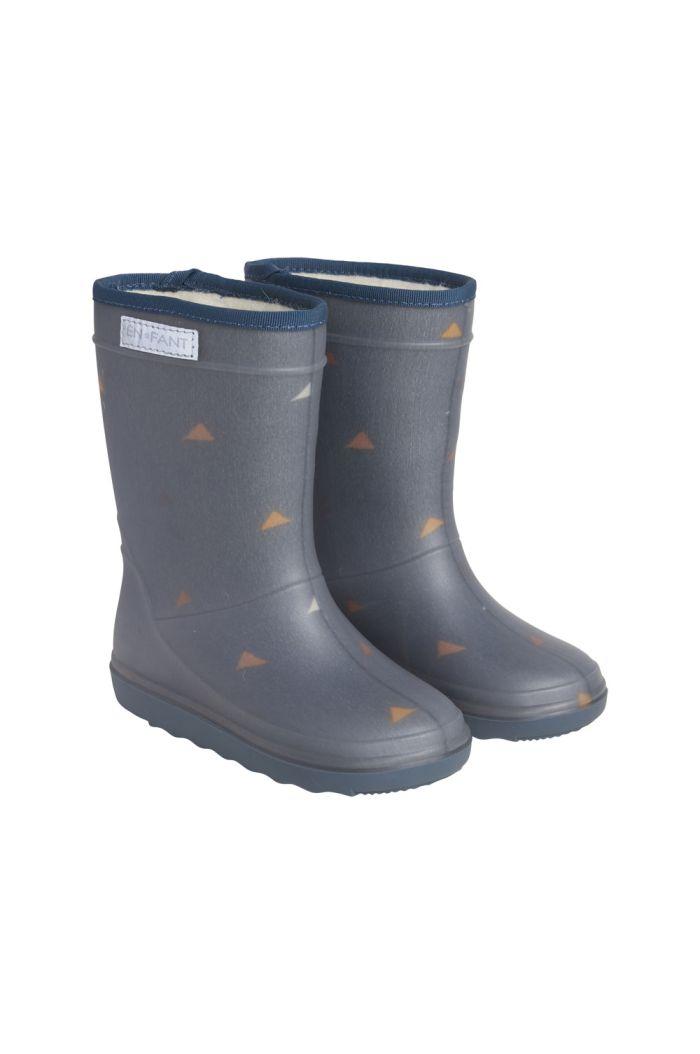 En Fant Thermo Boots Print 8651 Dark Slate_1