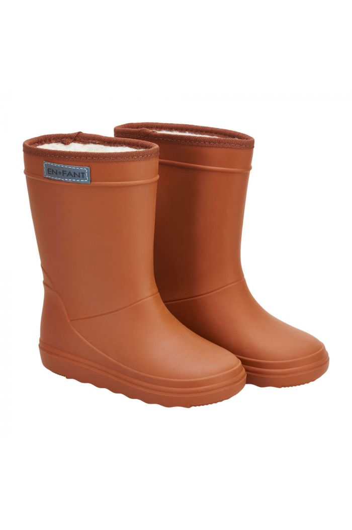 En Fant Thermo Boots 253 Leather Brown_1