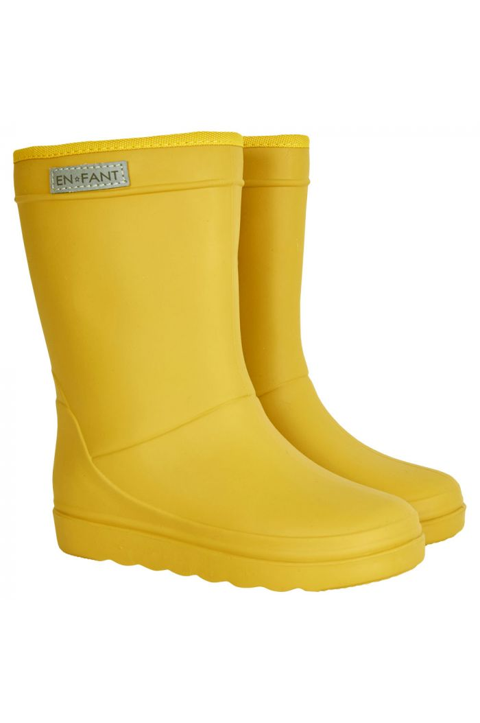En Fant Thermo Boots Yellow_1
