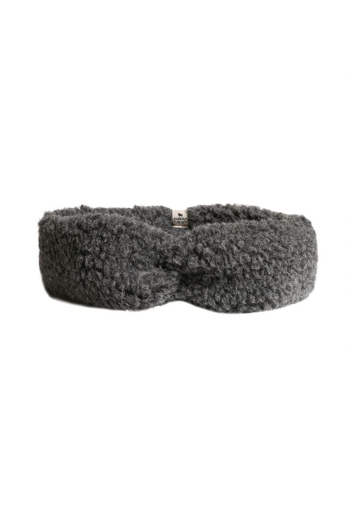 Alwero Coni Haarband Graphite_1