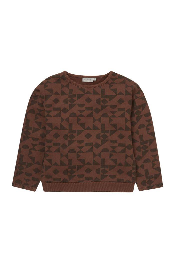 Blossom Kids Sweater Geometric_1