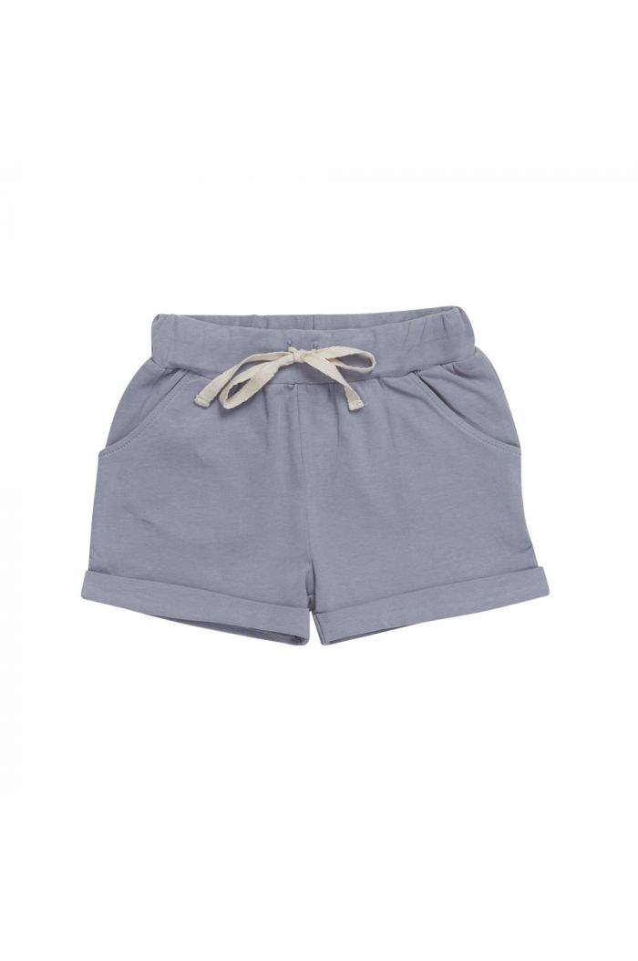 Blossom Kids Shorts Boy Blue grey