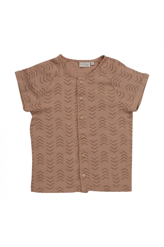 Blossom Kids Shirt short sleeve Arrow Harmony_1
