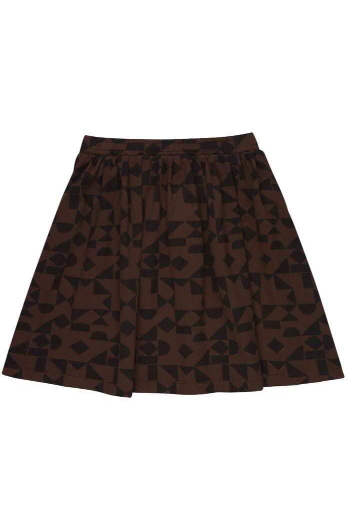 Blossom Kids Skirt Geometric_1