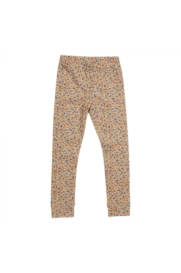 Blossom Kids Legging Aquarel Flowers_1