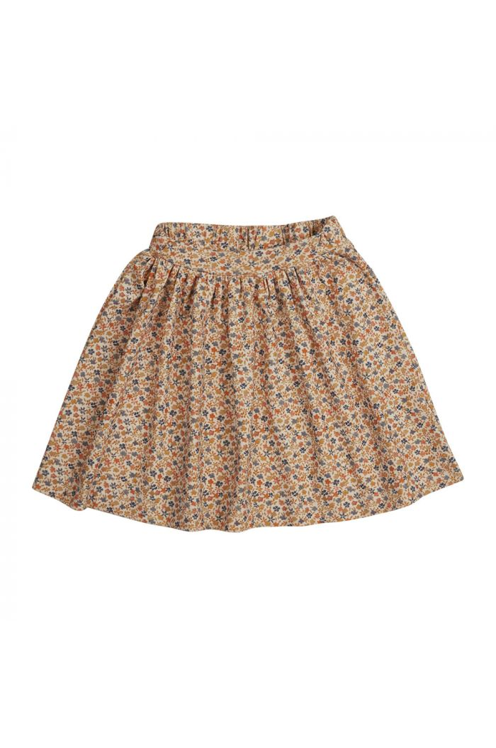 Blossom Kids Skirt Aquarel Flowers_1