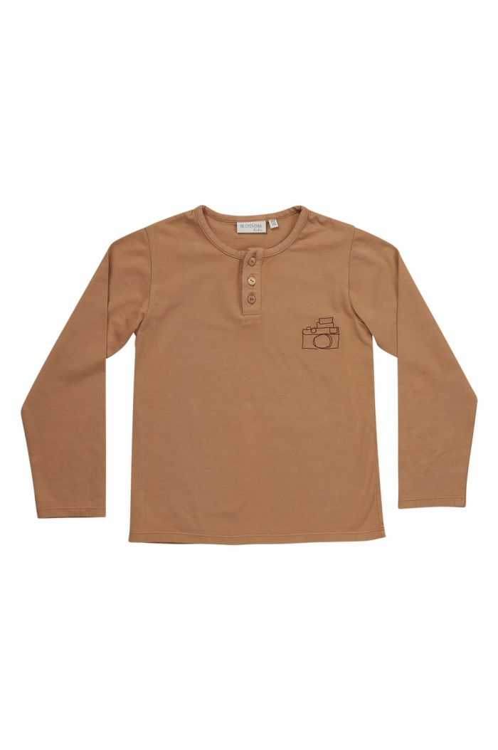 Blossom Kids Long Sleeve shirt Camera_1