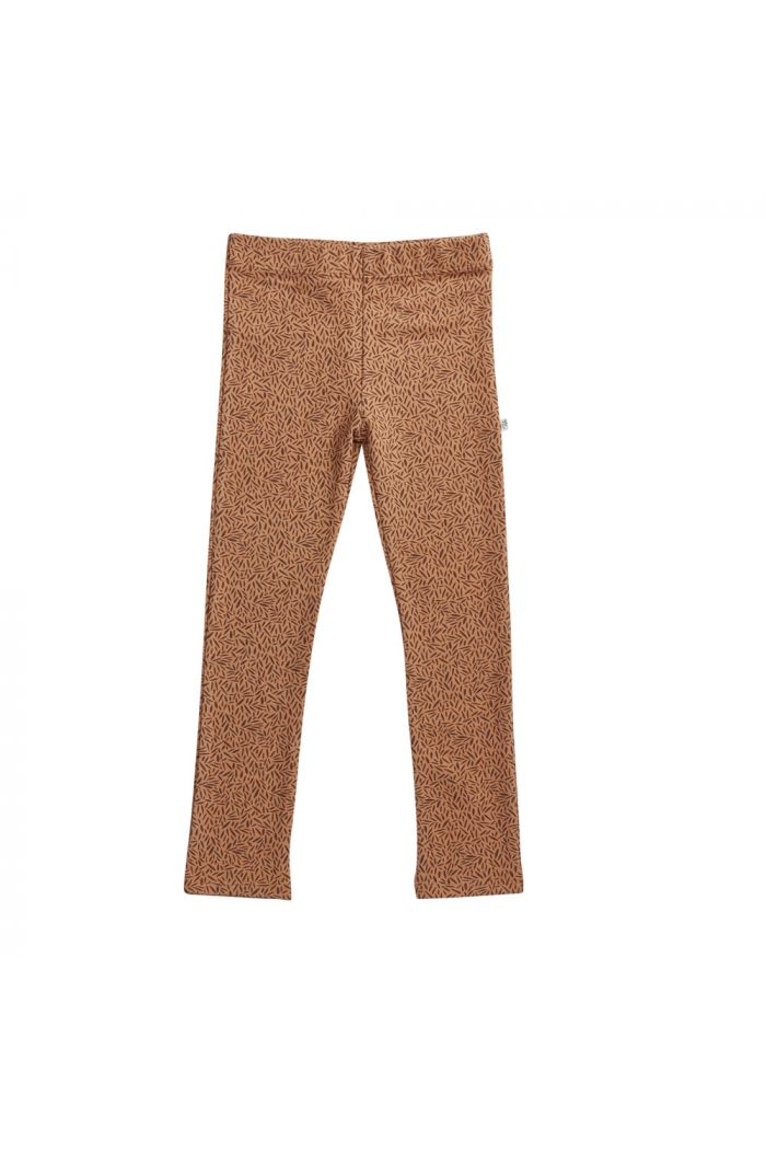 Blossom Kids Legging Leave Drops, Caramel Fudge_1