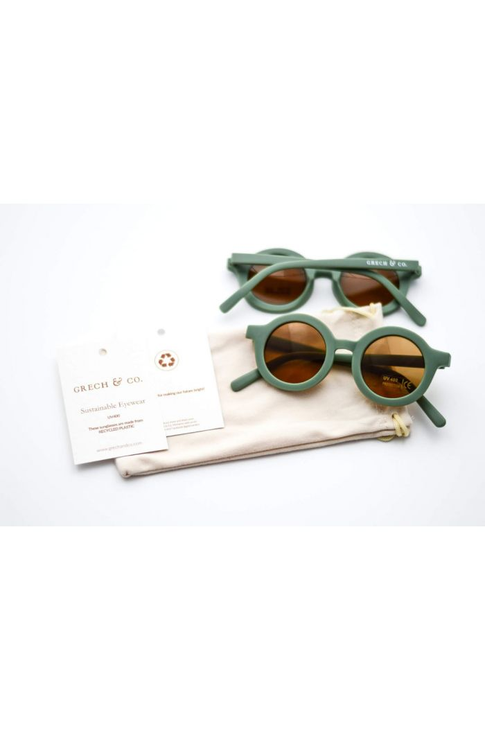 Grech & Co Sustainable Sunglasses Fern