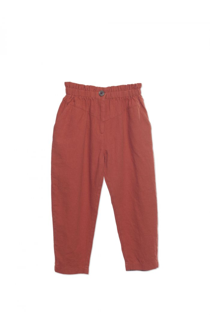 Wander & Wonder Baggy Pants Cinnamon_1