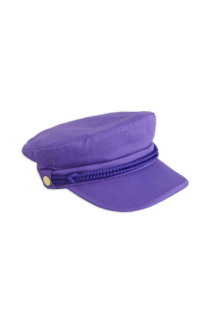 Mini Rodini Skipper hat Purple_1