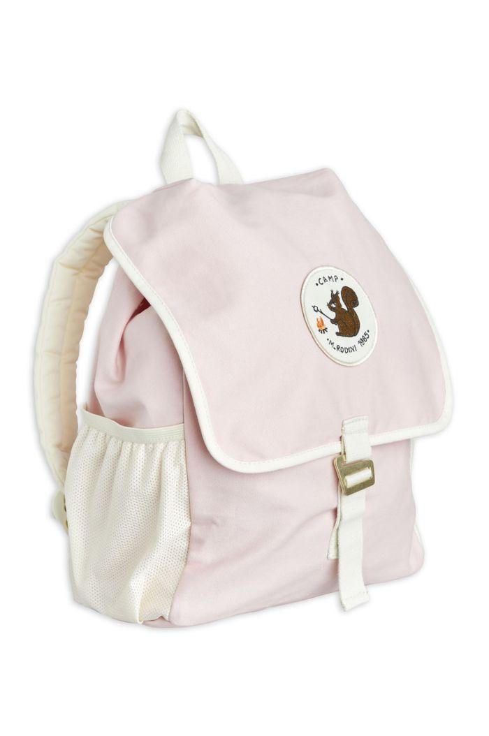 Mini Rodini Hike n school backpack Pink_1