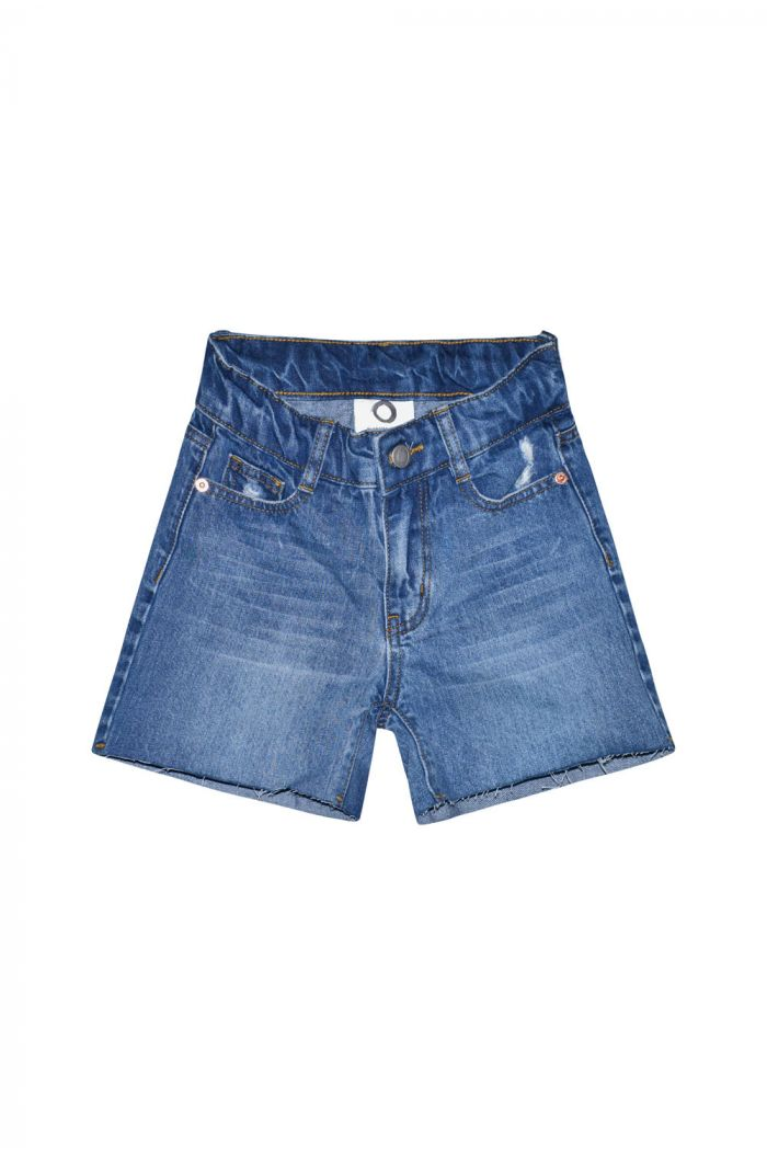 I Dig Denim Lola Denim Shorts blue
