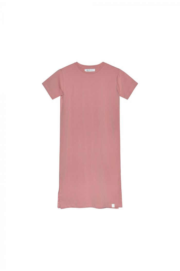 I Dig Denim Holland Dress Organic Rose