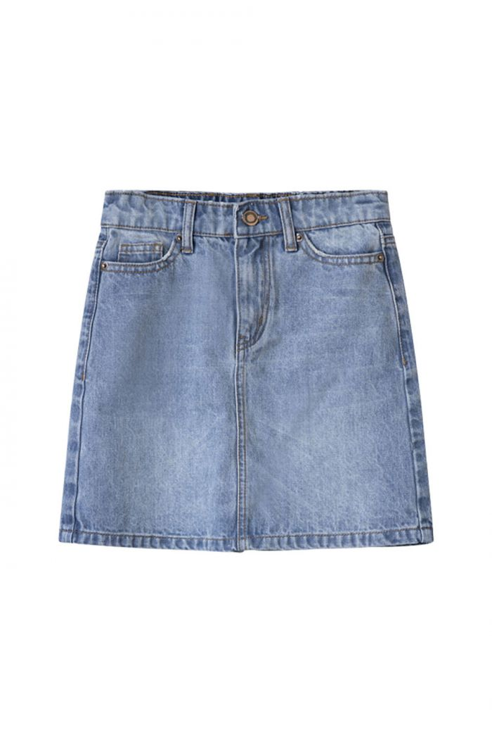 I Dig Denim Doris denim skirt blue_1