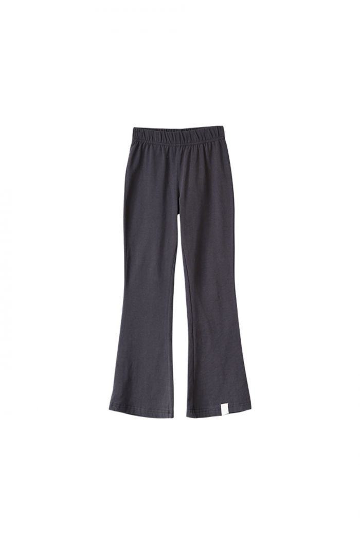 I Dig Denim Rob flare pant organic black_1