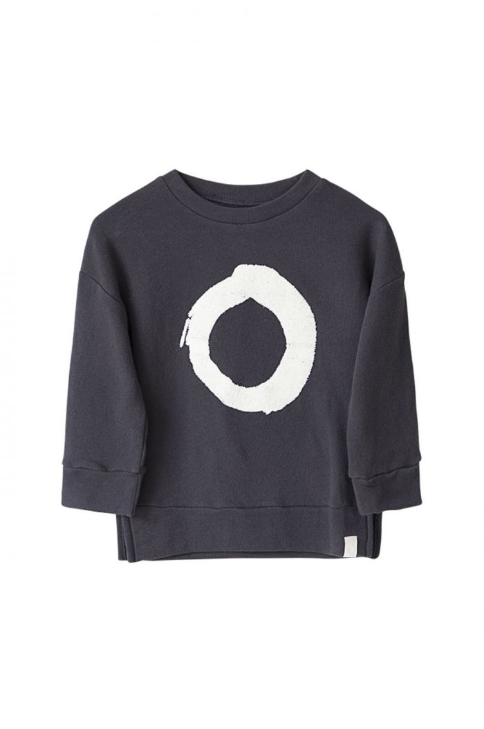 I Dig Denim John sweater organic black_1