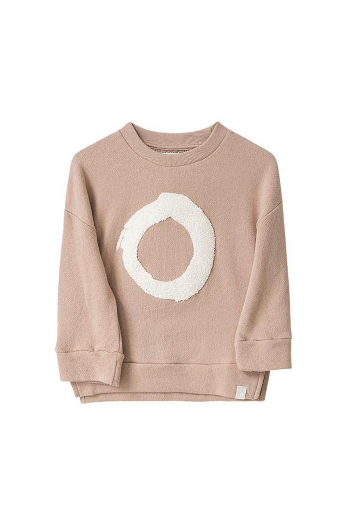 I Dig Denim John sweater organic Pink sand _1