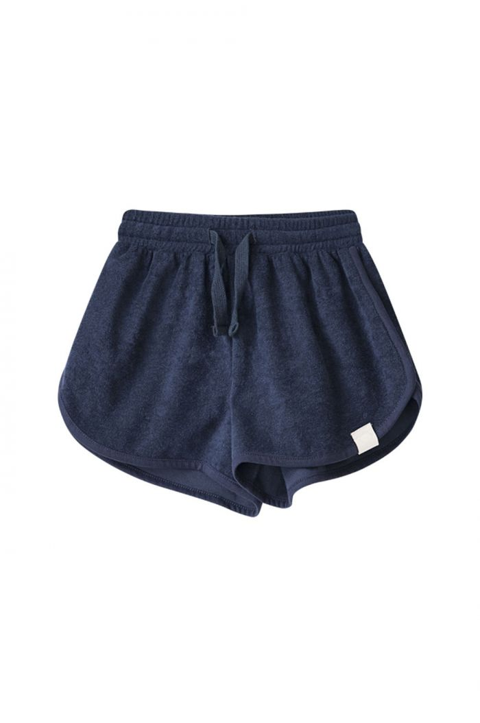 I Dig Denim Totte shorts Dark blue_1