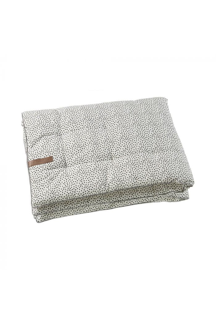 Mies & Co Play Blanket Cozy Dots Offwhite