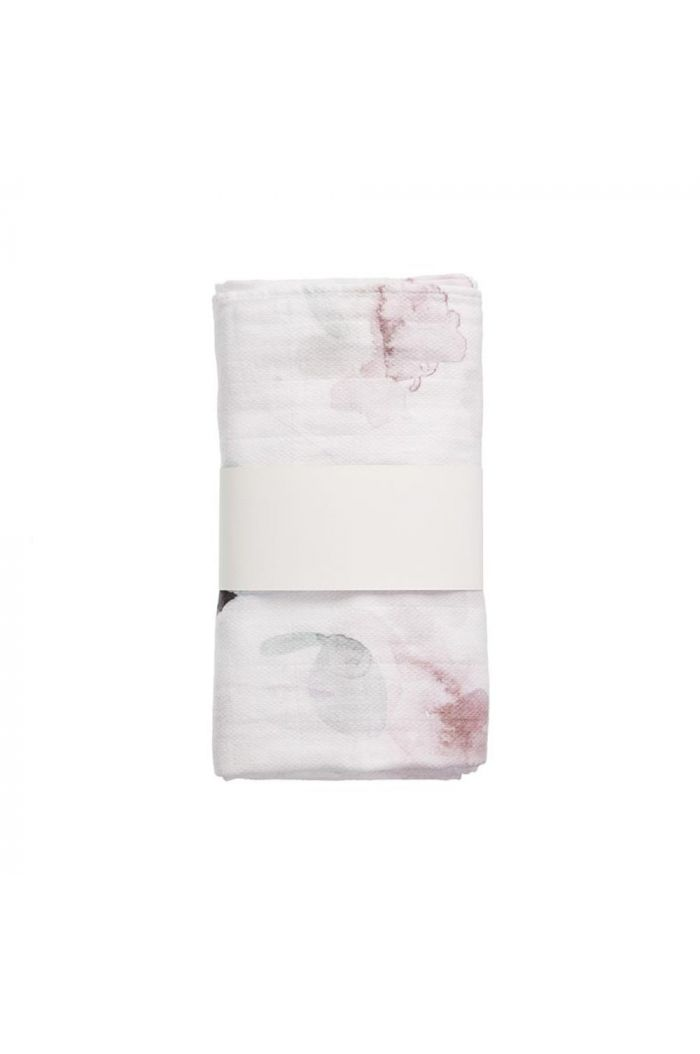 Mies & Co Swaddle Forever Flower Offwhite_1