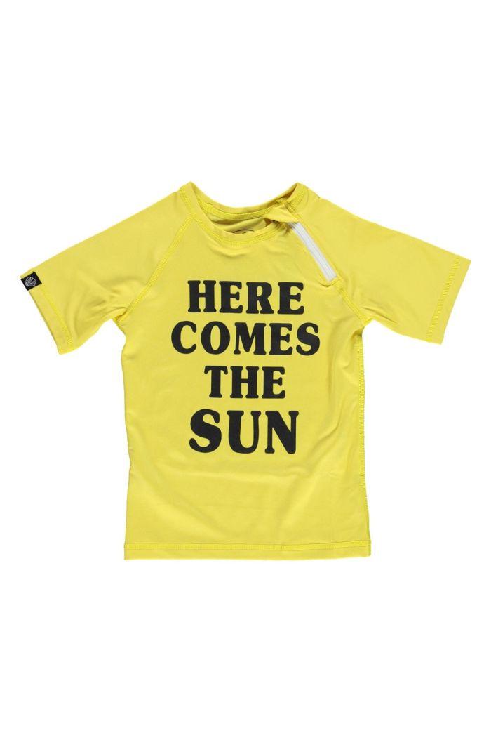 Beach & Bandits Here comes the Sun Top Yellow_1