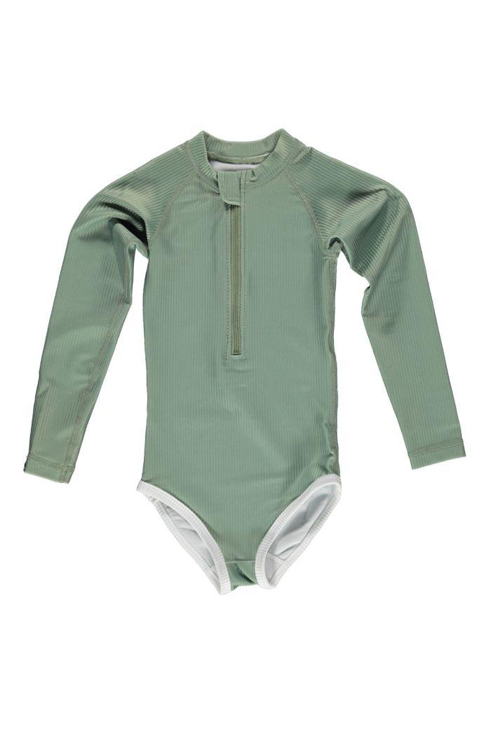 Beach & Bandits Basil Ribbed suit Basil_1