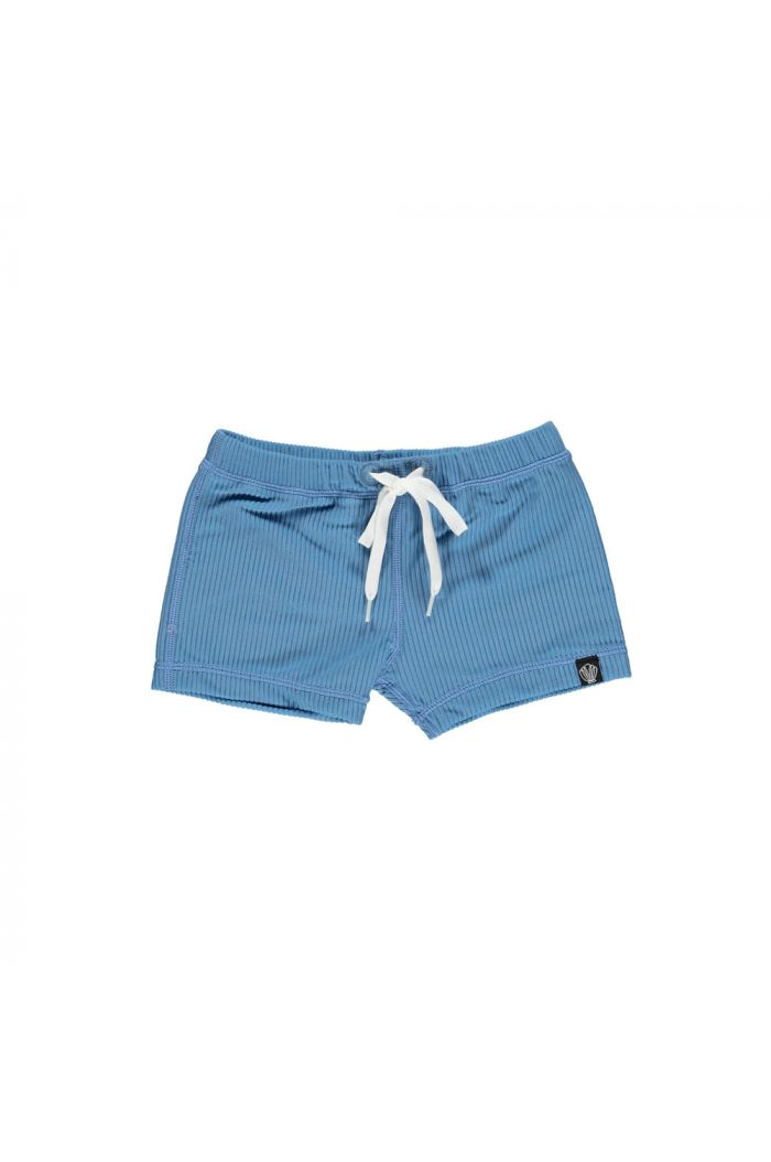 Beach & Bandits Reef Ribbed  swimshort Reef_1