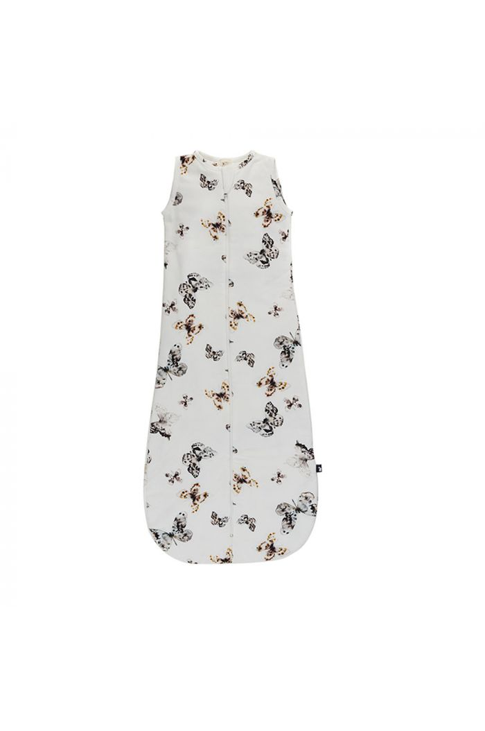 Mies & Co Winter Sleeping Bag Fika Butterfly Offwhite_1