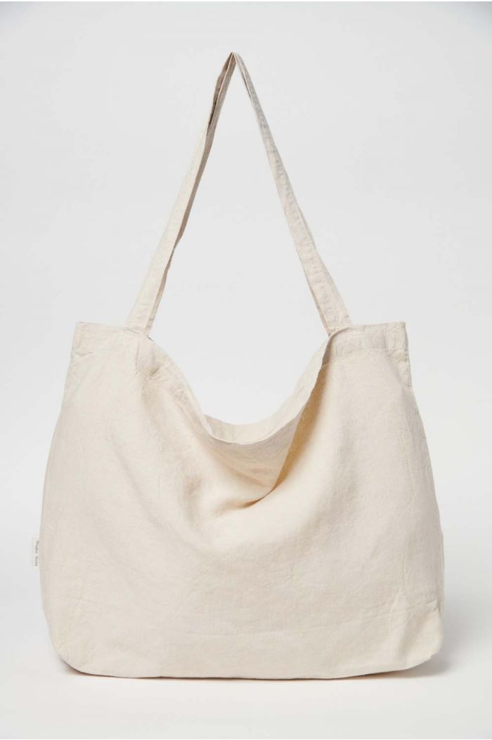 Studio Noos Old White Rib Mom-Bag_1