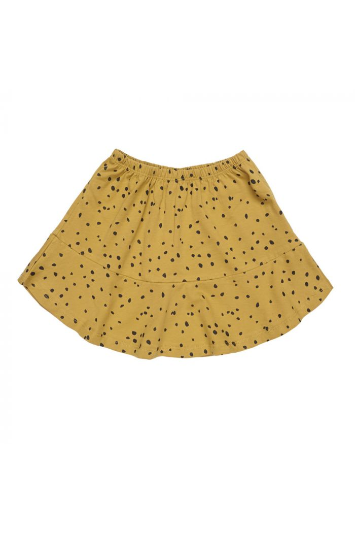 Maed for Mini Short Skirt Ochre Ocelot