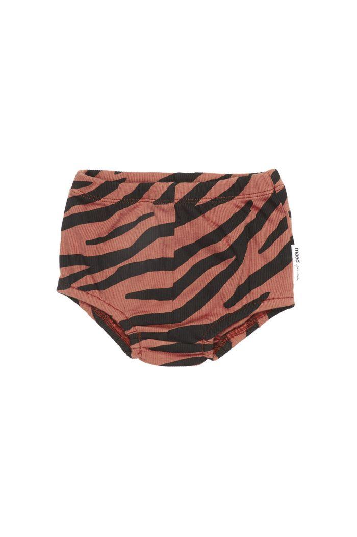 Maed for Mini Bloomer Blushing Zebra