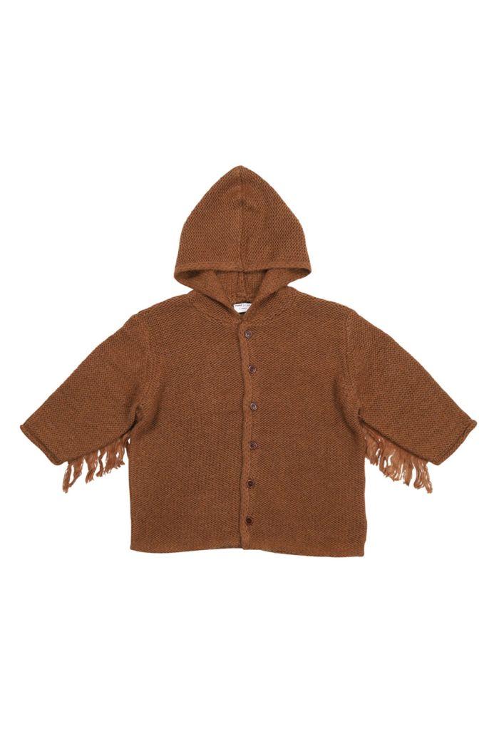 Maed for Mini Knit Cardigan Keen Kangaroo_1