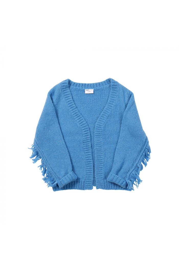 Maed for Mini Cardigan Casual Cassowary_1