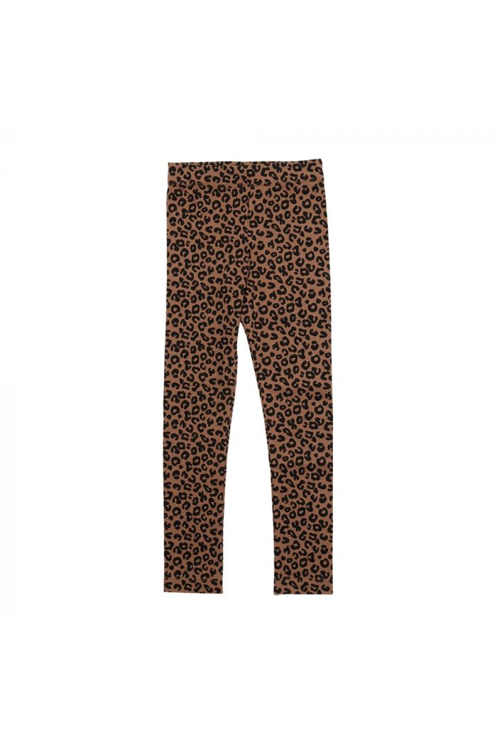 Maed for Mini Legging Chocolate leopard All-over print_1