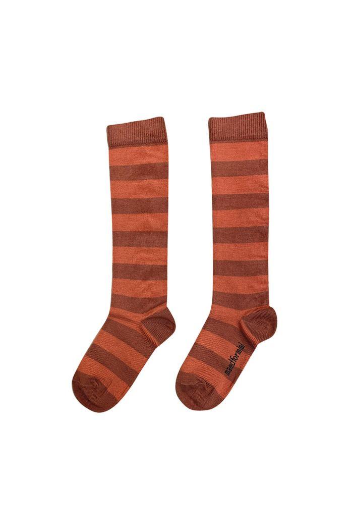 Maed for Mini Knee Socks Rosy Rabbit_1
