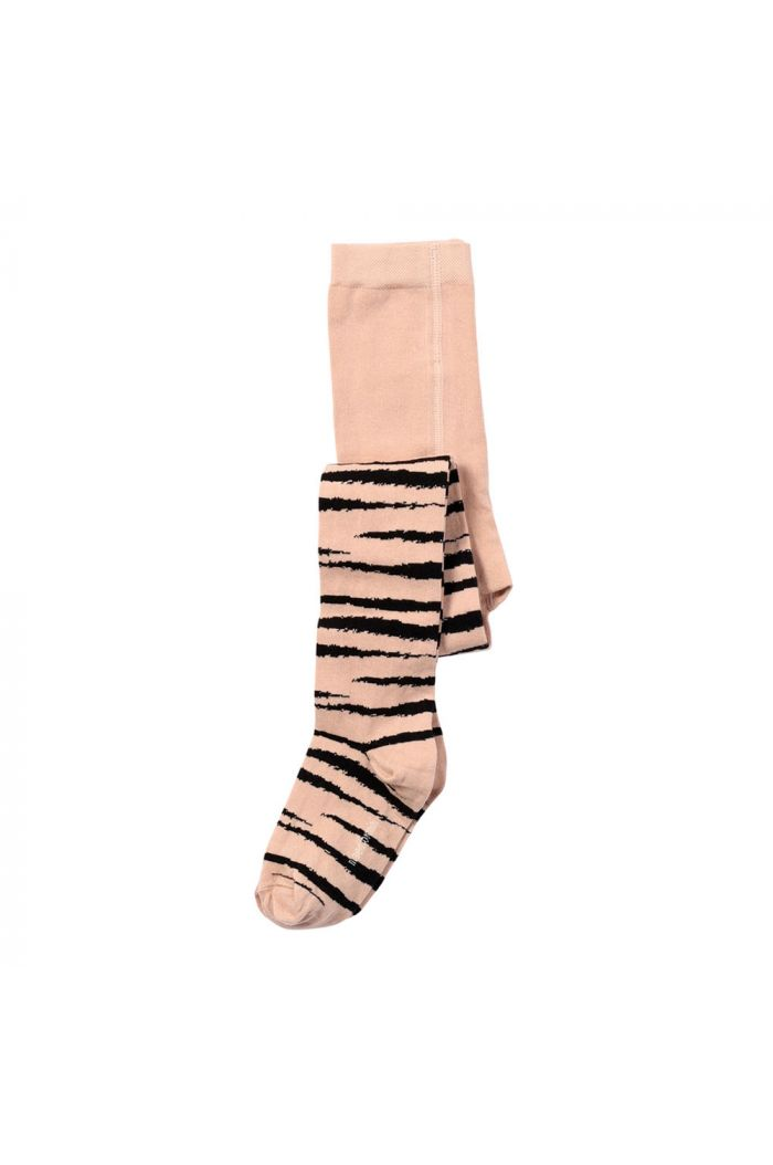 Maed for Mini Tights Pink Tiger All-over print_1