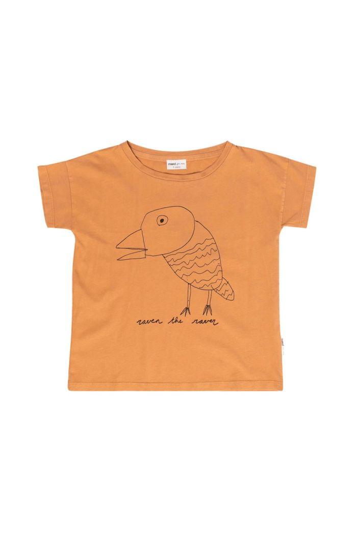 Maed for Mini T-shirt Raven the raver_1
