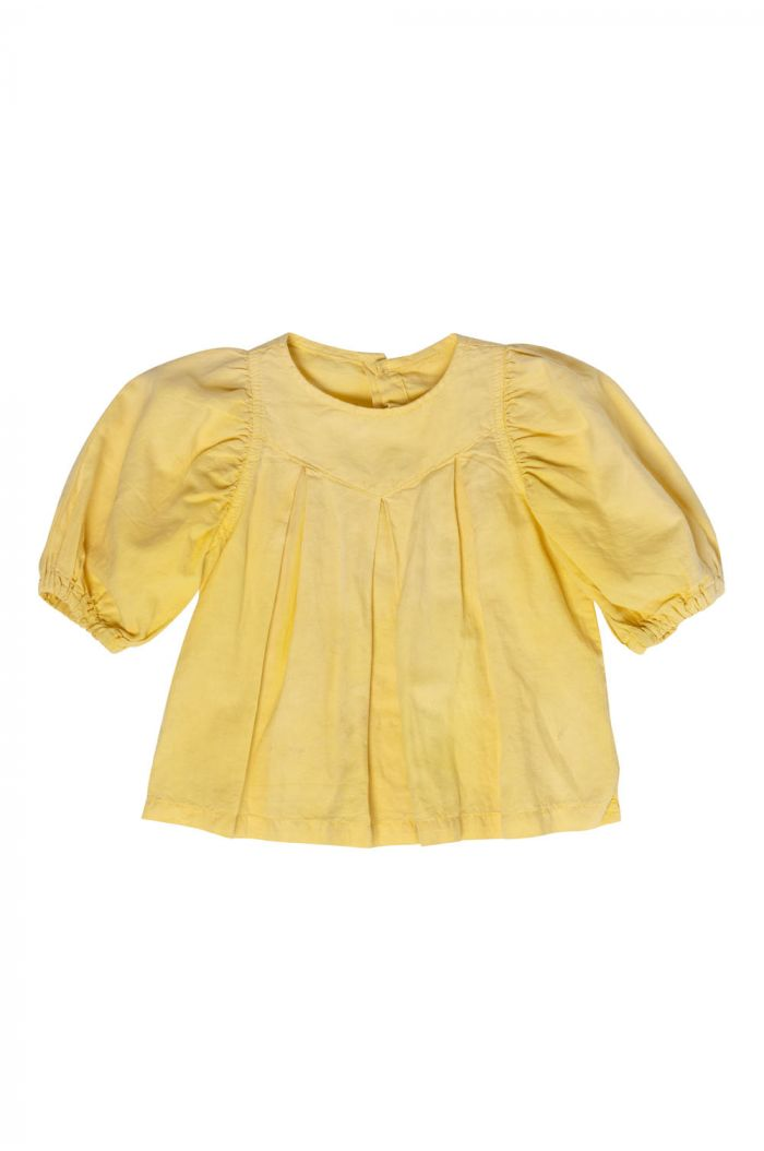Maed for Mini Blouse Casual canary_1