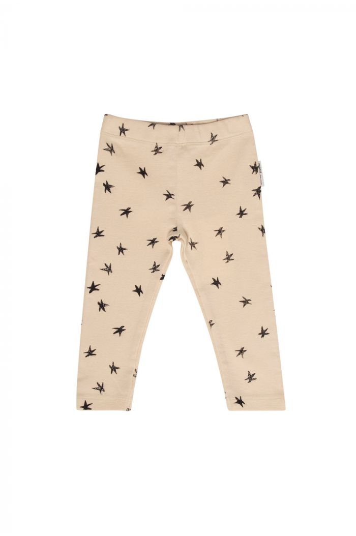 Maed for Mini Legging Sandy starfish All-over print_1