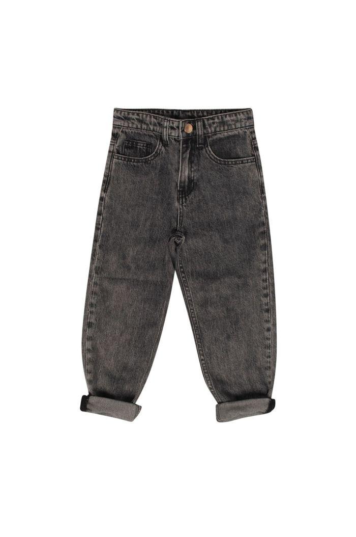 Maed for Mini Jeans Black Bull_1
